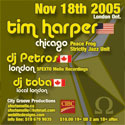Click to view large Flier - Nov 18 2005 Party Date